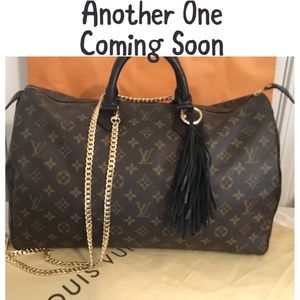 Louis Vuitton Speedy 40 - Another One Coming Soon!